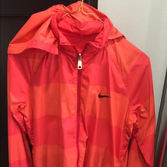 Nike Jackets & Blazers - Nike Hooded Windbreaker, reversible! Price drop!!!
